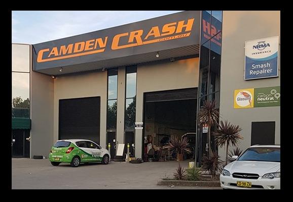 Camden Crash